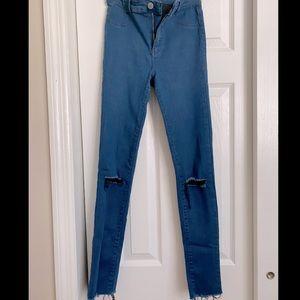 Zara jeggings/jeans